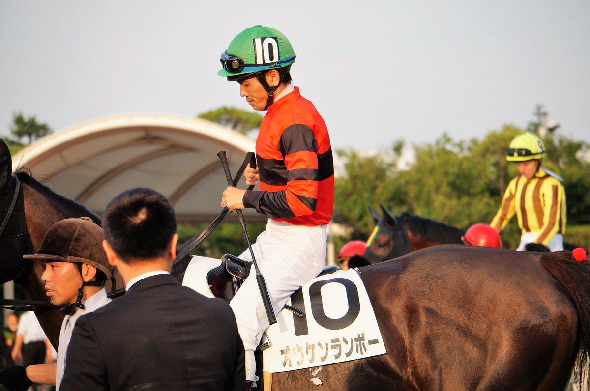2019/06/26 大井8R ⑩オウケンランボー:戸崎圭太騎手  戸崎騎手が生き生きしていてとても良かった