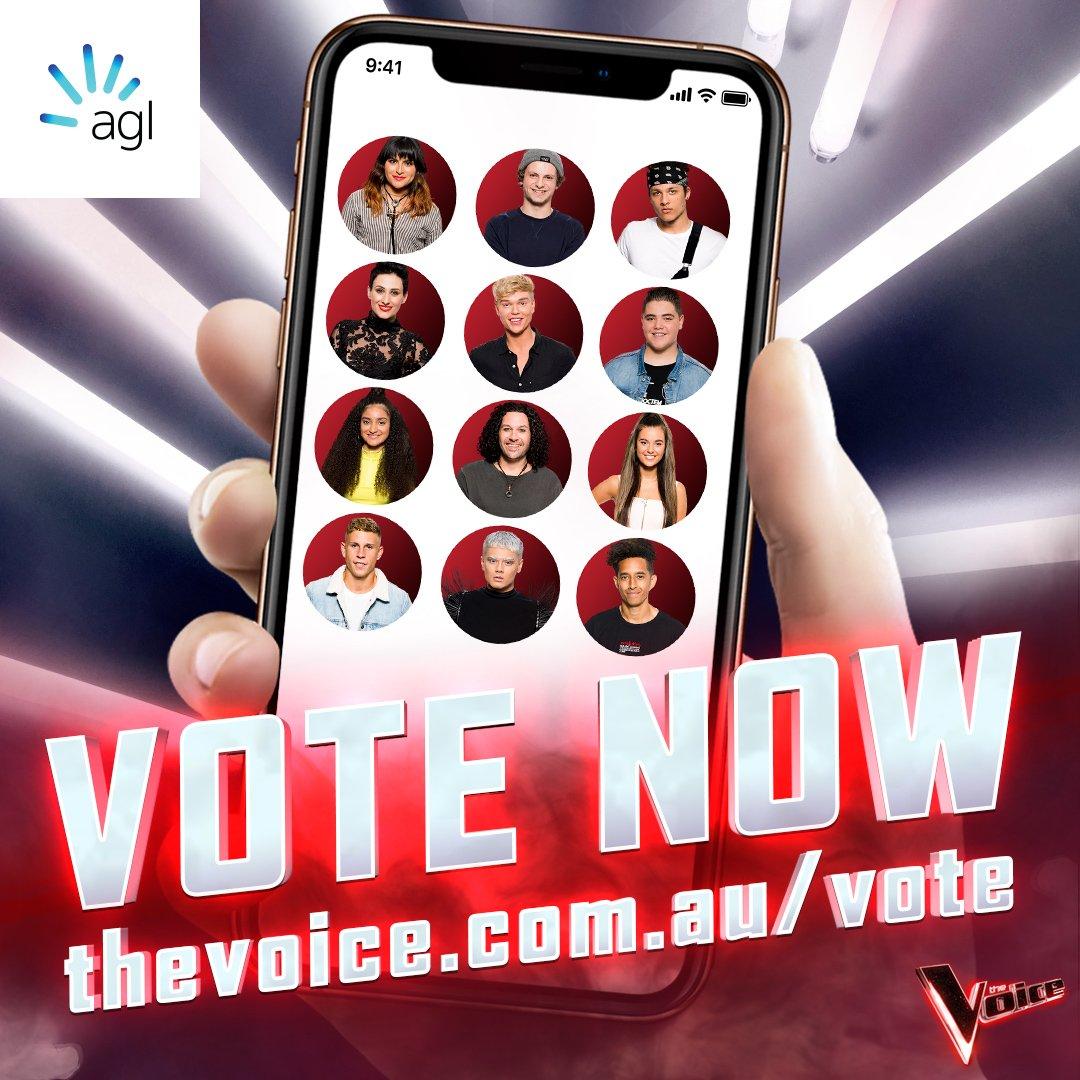 The Voice Australia on Twitter: