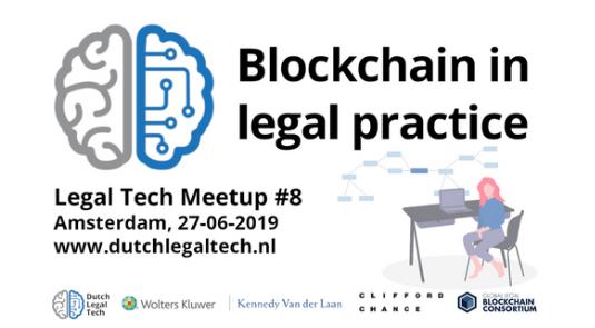 Wij kijken uit naar de #LegalTech meetup vanavond in #Amsterdam met sprekers van @IntegraLedger, @Clifford_Chance en @KennedyVdLaan. Last-minute inschrijven kan nog via: https://t.co/QKOHiMZYdO #blockchain https://t.co/LSSvruM8Dh