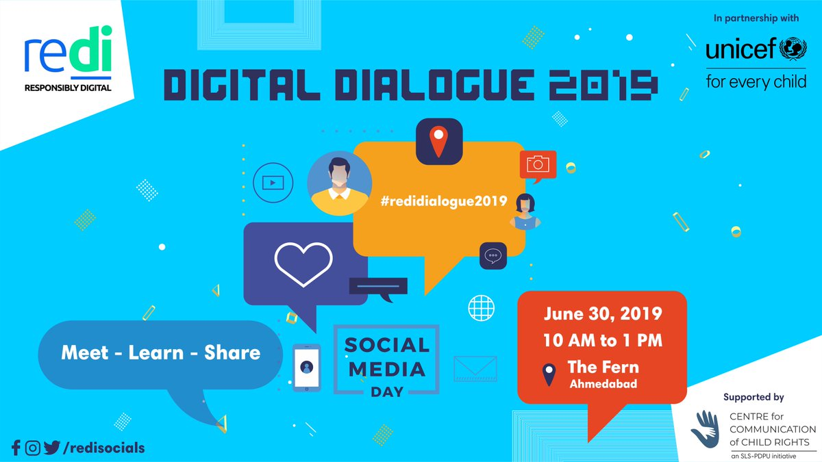 ReDi to mark Social Media Day with Digital Dialogue