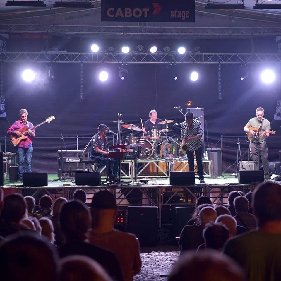 Valašský špalíček Blues festival, Czech Republic, Headlining this stage last week with my band to a great crowd. #blues #ns5 #nicksteedfive #valašskýšpalíček #czechbluespic.twitter.com/g3GLz8GgvN