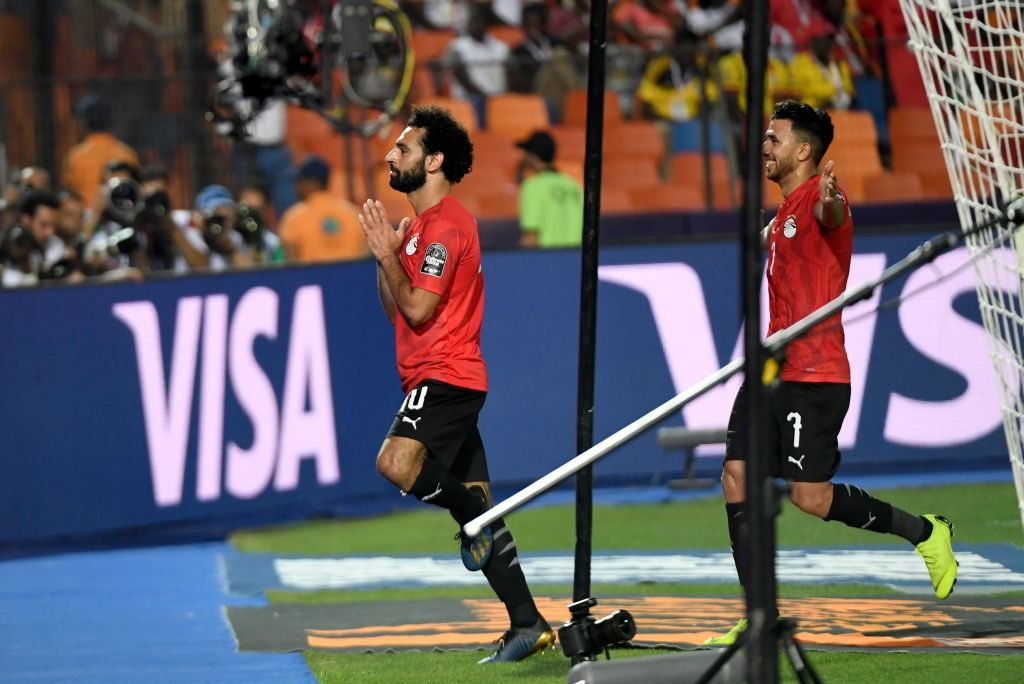 #AfricancupOfNations     @MoSalah   1/8 Finale   #AFCON2019 #ThePharaohs<br>http://pic.twitter.com/P8jfNV2V9d