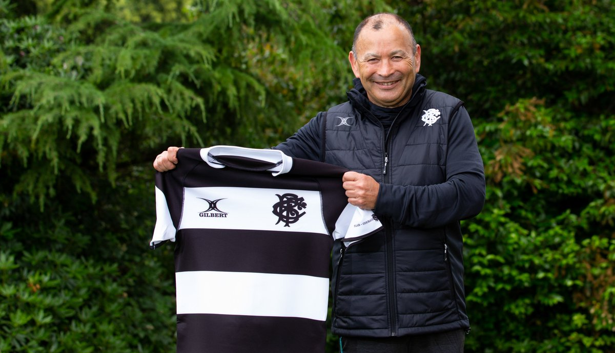 test Twitter Media - Yes, that's Eddie in full @Barbarian_FC stash 😮  ...he's going to be in charge of the world famous invitational side when they face @fijirugby at Twickenham on 16 November ⭐  Full story: https://t.co/zXzbjJJ35E https://t.co/ZAaTmI7JcQ