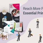 Image for the Tweet beginning: With more Print products, reach