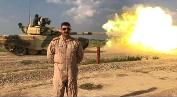 العراق اشترى دبابات T-90 الروسيه !! - صفحة 16 D-DtFyUXUAAd_h6