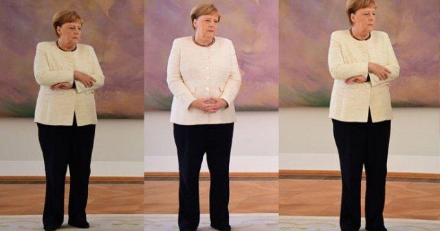 Merkel yine titrerken görüntülendi https://www.tgrthaber.com.tr/dunya/haber-2650939…