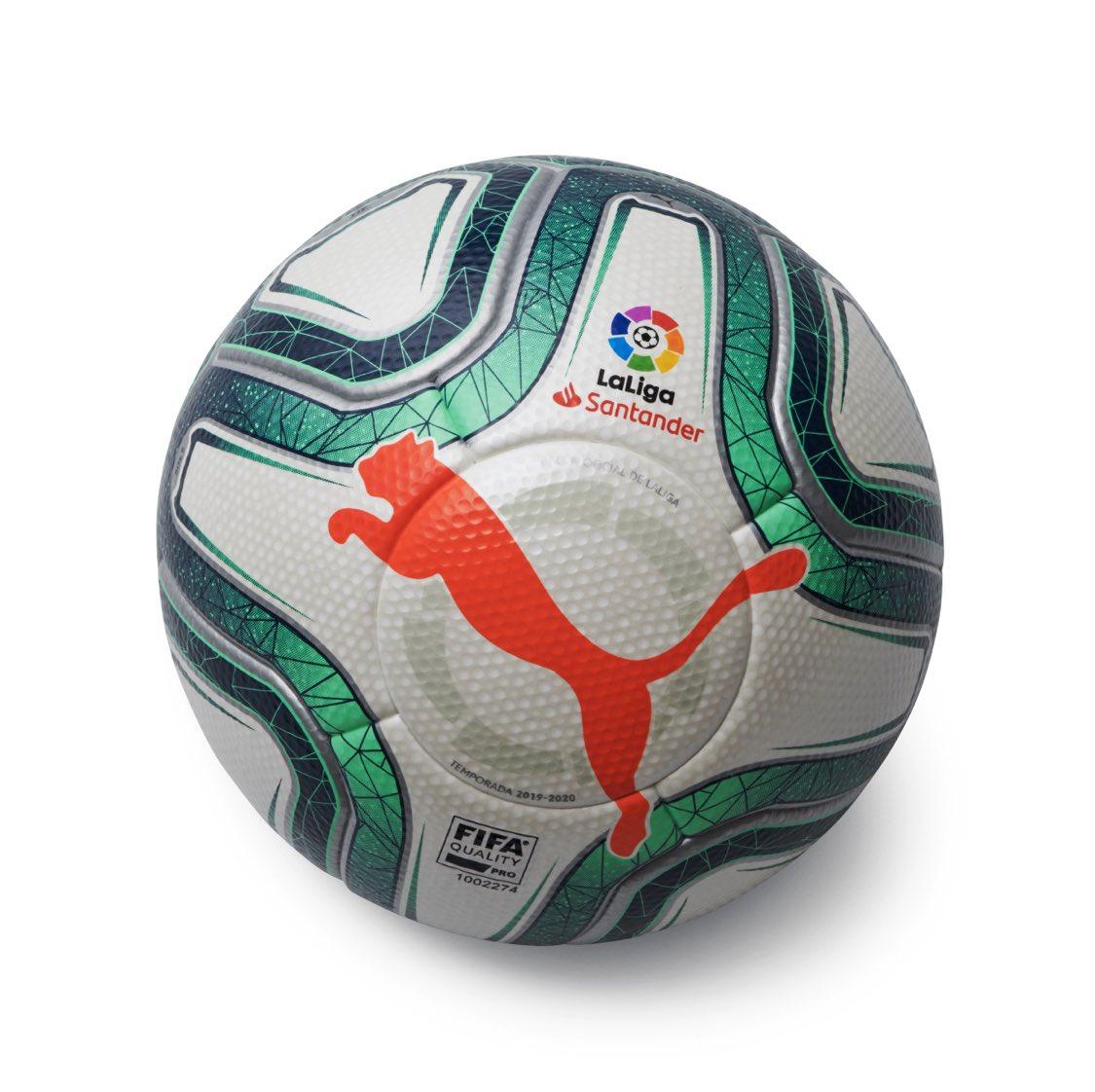 Balón La Liga Puma