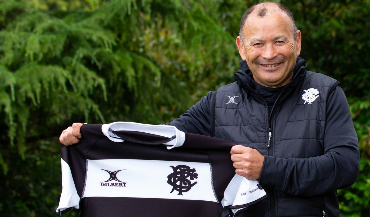 "test Twitter Media - ""The Barbarians perfectly embody the values and traditions of the sport.""  England boss Eddie Jones will coach the Baa-Baas against Fiji at Twickenham in November, just two weeks after the World Cup final.  More: https://t.co/raOtN2YFHR https://t.co/scZf30xrwF"
