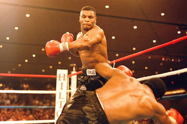 Happy 52nd birthday to Iron Mike Tyson!