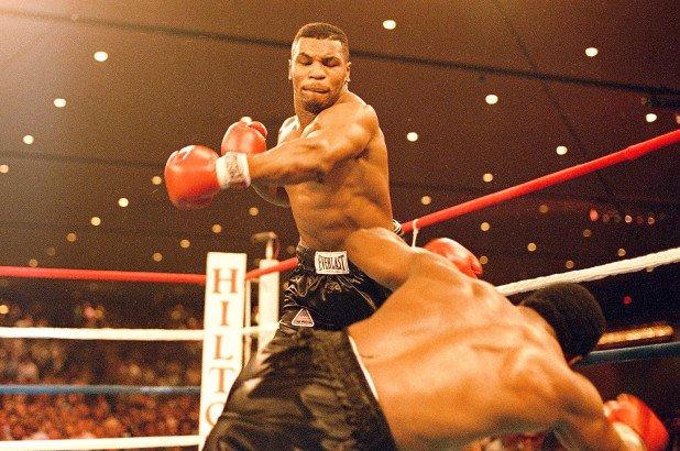 Happy 52nd birthday to Iron Mike Tyson!