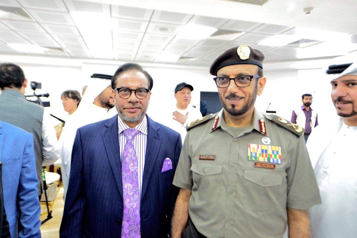 "Mahtabur Rahman on Twitter: "".@MahtaburRNasir, Chairman & MD – @alharamain 🛍️ Group with Major-General Mohammed Ahmed Al Marri, DG of the General Directorate of Residency & Foreigners' Affairs, @GDRFA Dubai at the"