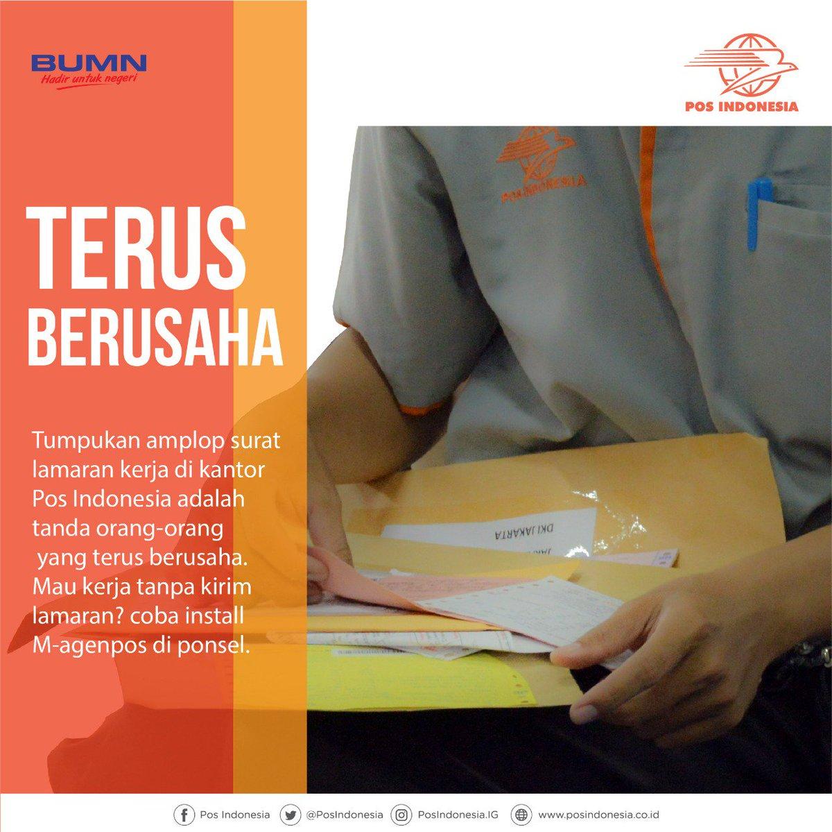 Pos Indonesia على تويتر Tumpukan Amplop Surat Lamaran Kerja Di Kantor Pos Indonesia Adalah Tanda Orang Orang Yang Terus Berusaha Mau Kerja Tanpa Kirim Lamaran Coba Install M Agenpos Di Ponsel Agenpos Posinaja Posindonesia