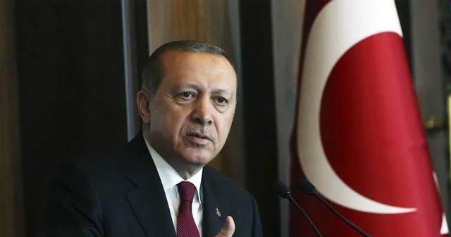 Cumhurbaşkanı Erdoğan'dan şehit ailesine başsağlığı telgrafı https://www.tgrthaber.com.tr/gundem/haber-2650962…