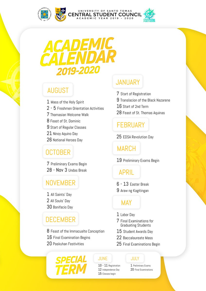 Marshall University Academic Calendar.Ust Csc Ust Csc Twitter