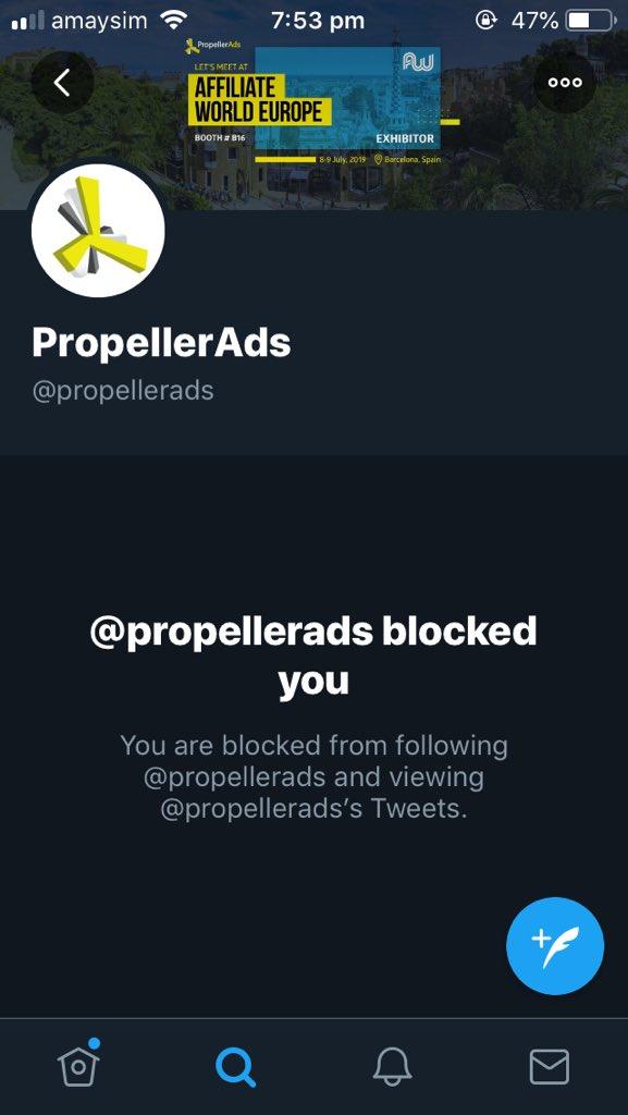 propellerads hashtag on Twitter