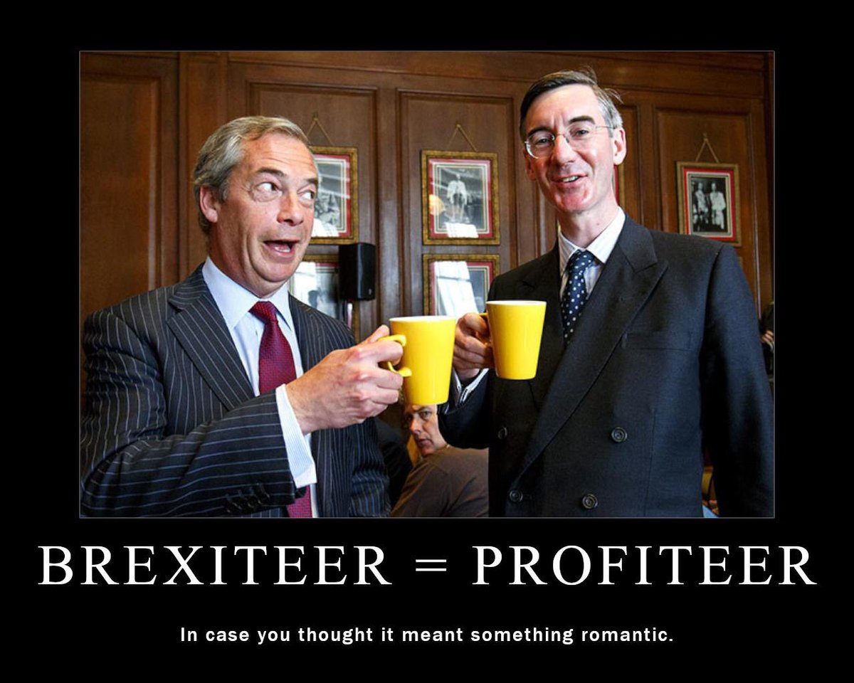 Only if you are super rich.  For the rest of us it will be a tidal wave of 💩   #Remain