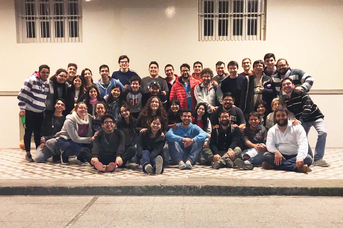 Argentina - SYM Commission prepares 2019 Zatti Joven Meeting https://t.co/KZdz76kn3T https://t.co/g64VTmTHbs