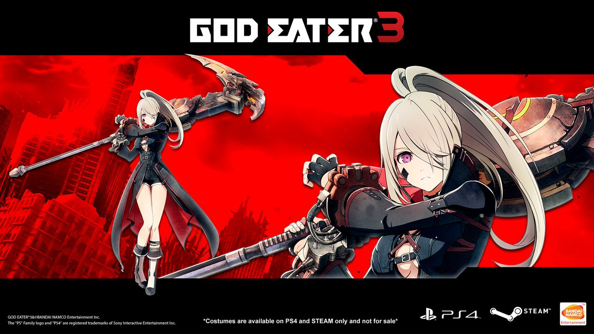 Bandai Namco Us On Twitter The World Of God Eater 3 Will
