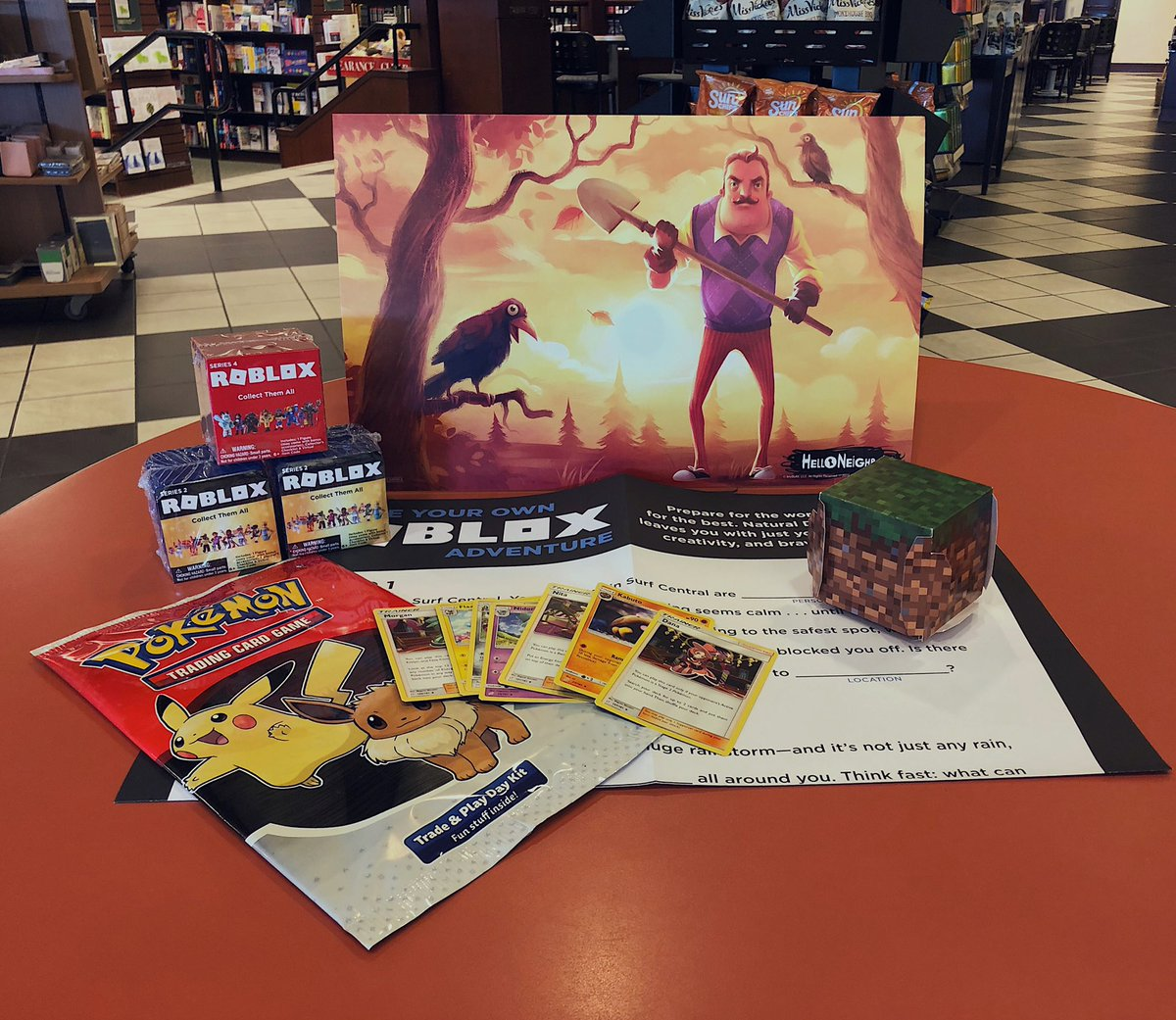 Roblox Cards Barnes And Noble