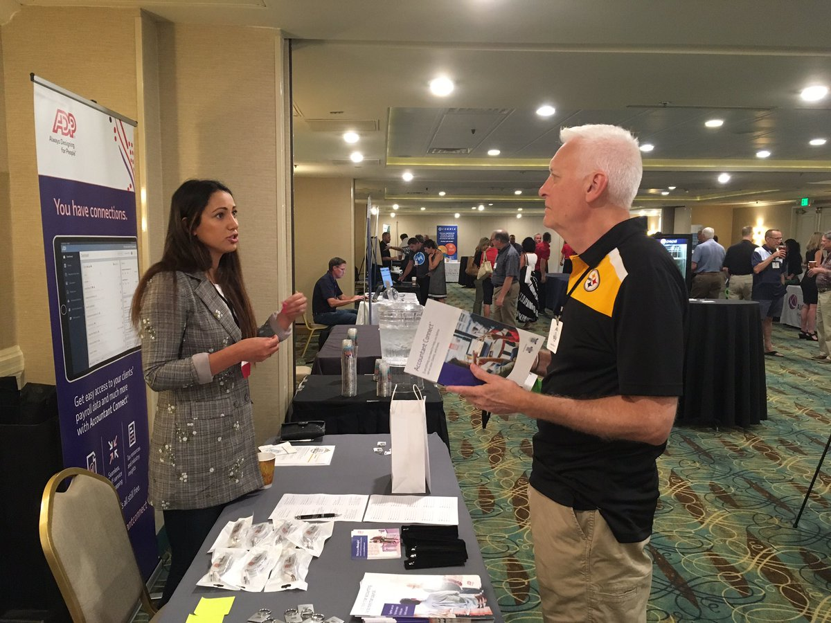 RT @km_ADPmarketing: Educating attendees at the MACPA Beach Retreat Conference on Accountant Connect and the tax resources available to our CPAs. #BeachCPE #AccountantConnect #ADP #WorkingFor