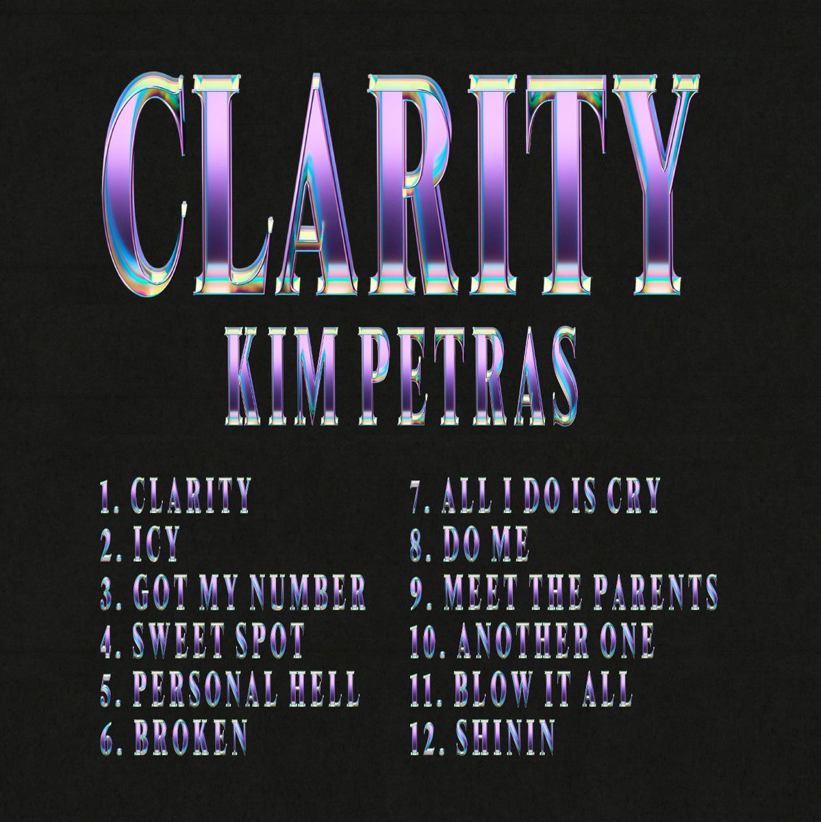 Image result for kim petras clarity instagram