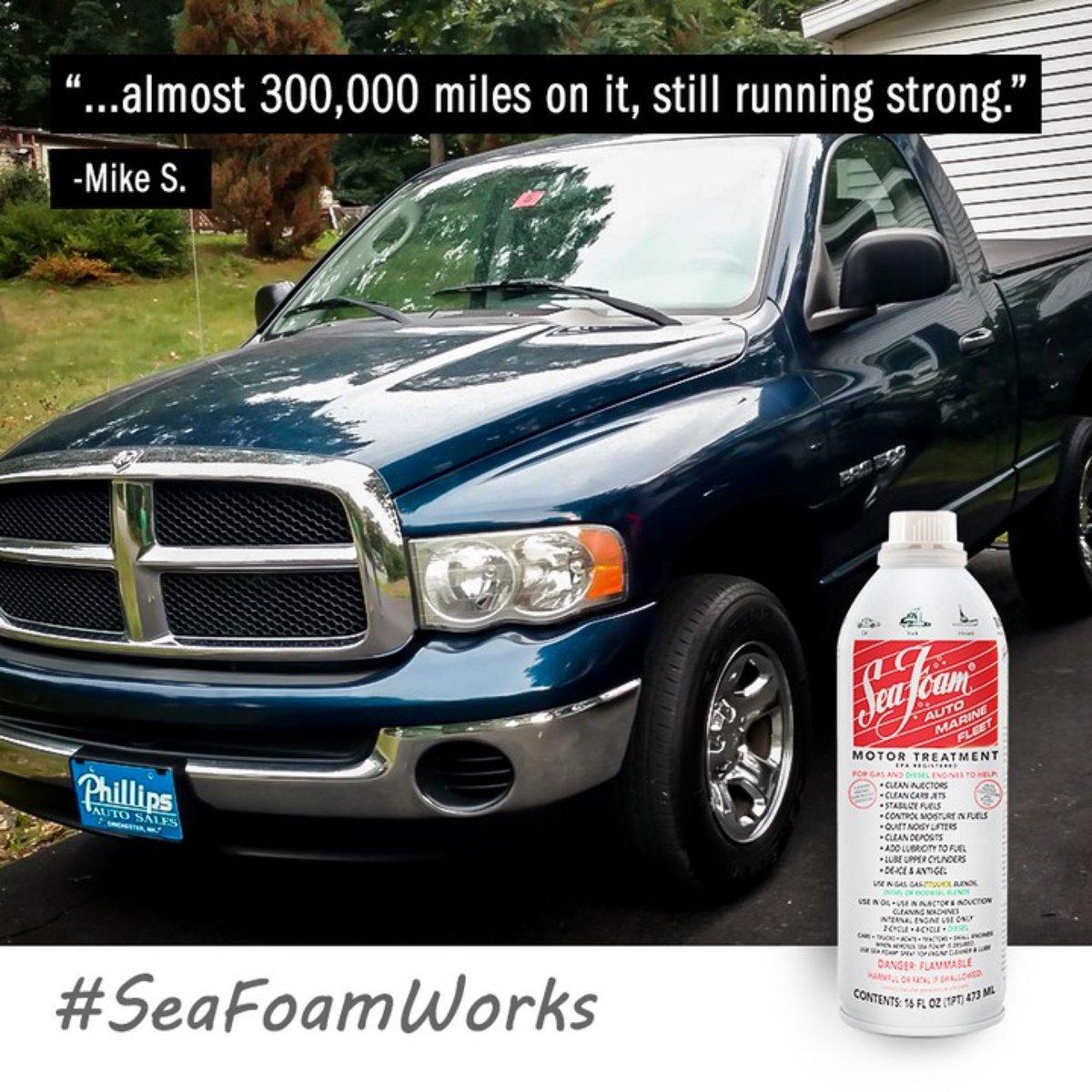 seafoamworks traola Twitterren
