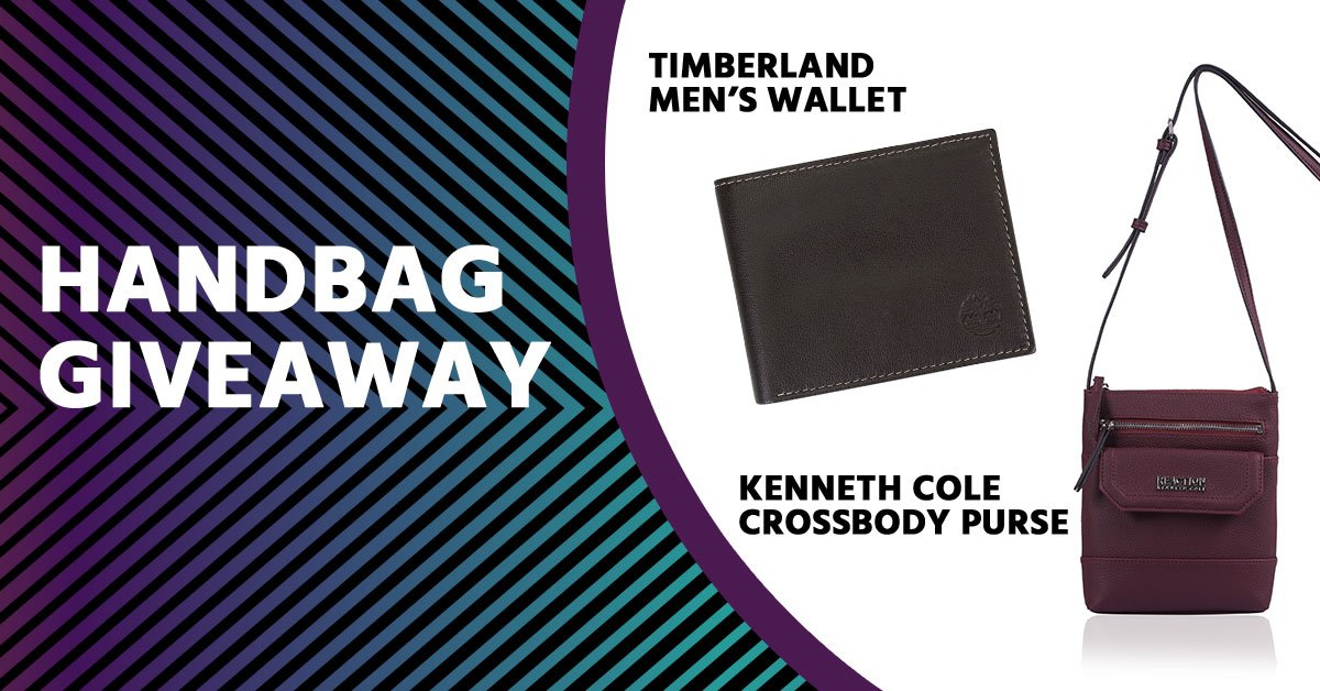 Contest Alert: Comment below and follow @CasinoWoodbine for a chance to win this His & Hers Handbag Set. Contest ends July 5th. Good luck! Full rules: http://bit.ly/2ERXaID
