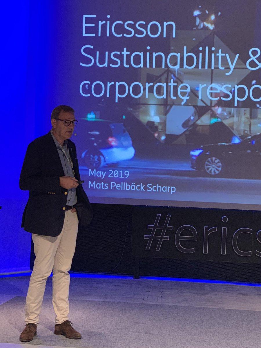 @matsps at @EricssonStudio on the sustainability strategy of @ericsson #SMEEnvoyspic.twitter.com/dpObYX3uvB
