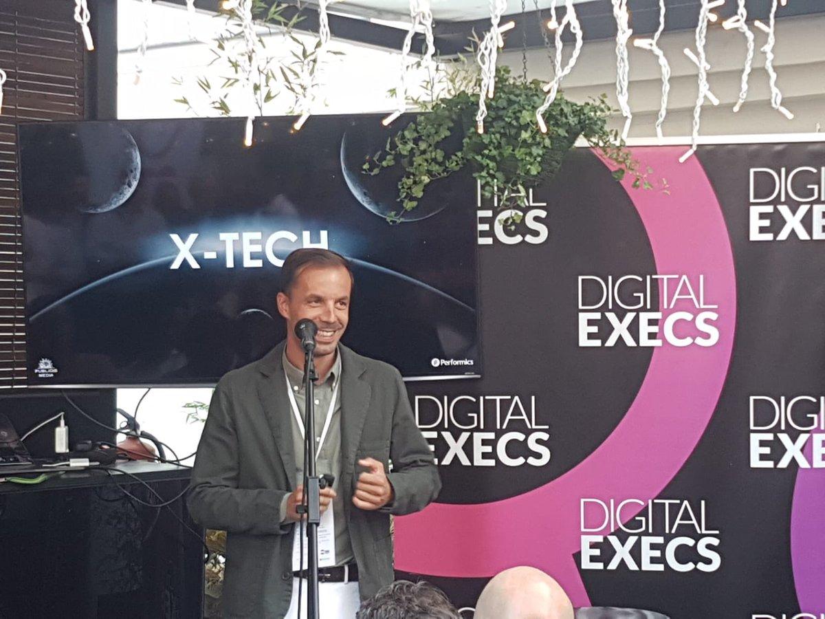 test Twitter Media - Esta tarde hemos estado en #digitalexecs hablando de innovación en el mercado digital con Javier Recuenco, Director General de @performics_es https://t.co/lDHaFqmNfN