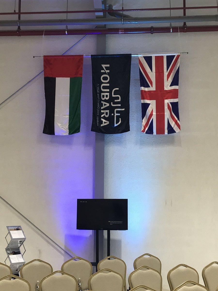 الامارات : شركة HOUBARA تستعد لتصنيع المركبات الجوية والبحرية محلياً والمساعدة في تصميم اهداف معدلة جديدة D-FFkBIW4AAEWcm