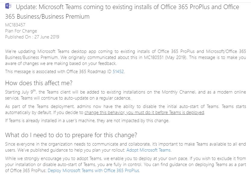 Office 365 Ninjas on Twitter: