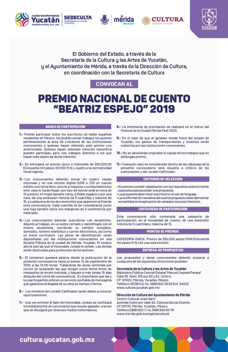 Mérida Cultura on Twitter: