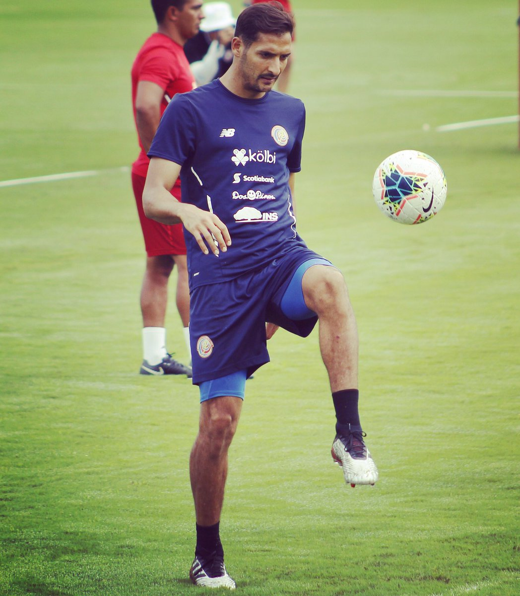 Celso Borges @CelsoBorgesCR