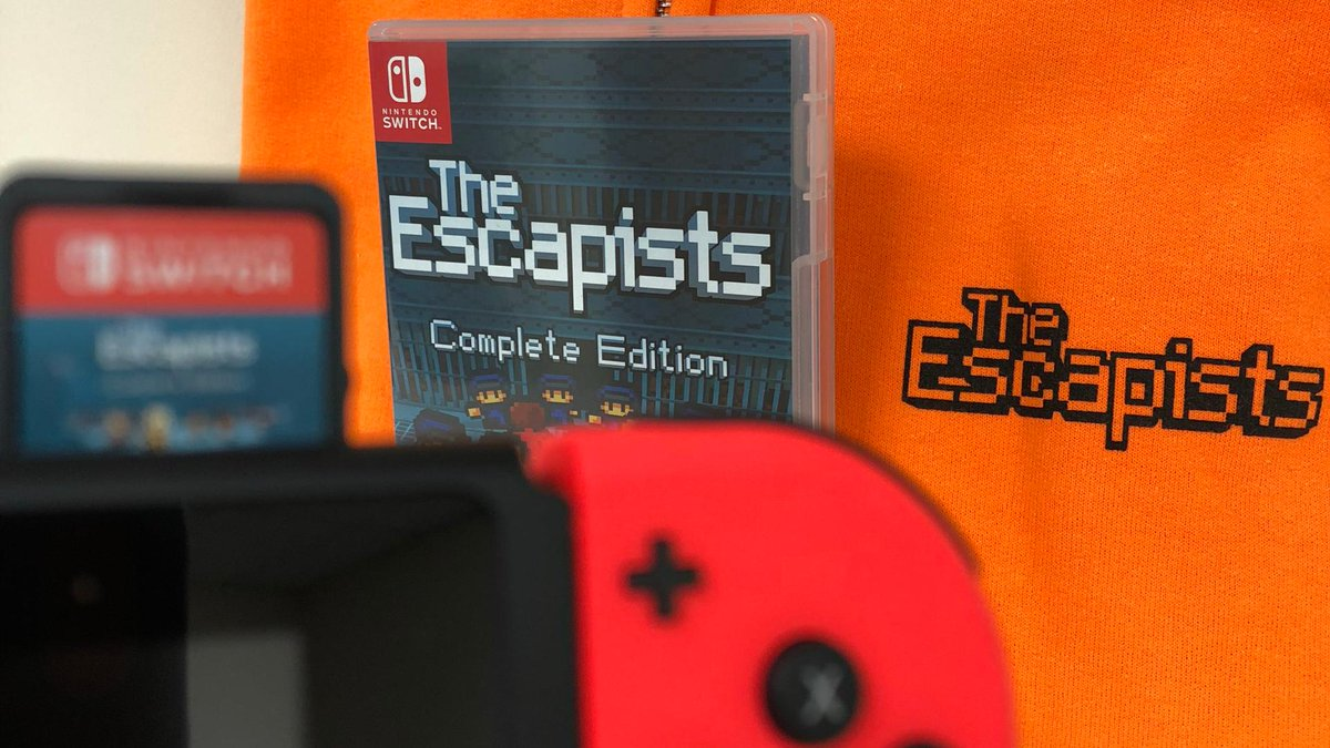 The Escapists (@Escapists_Game) | Twitter