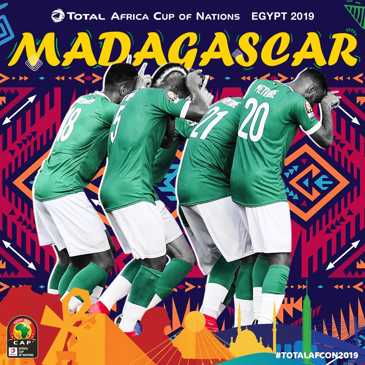 First ever #TotalAFCON2019 win  One step to Round of 16  History in the making   Go #ALEFABAREA !! <br>http://pic.twitter.com/RWPsW2GuA9
