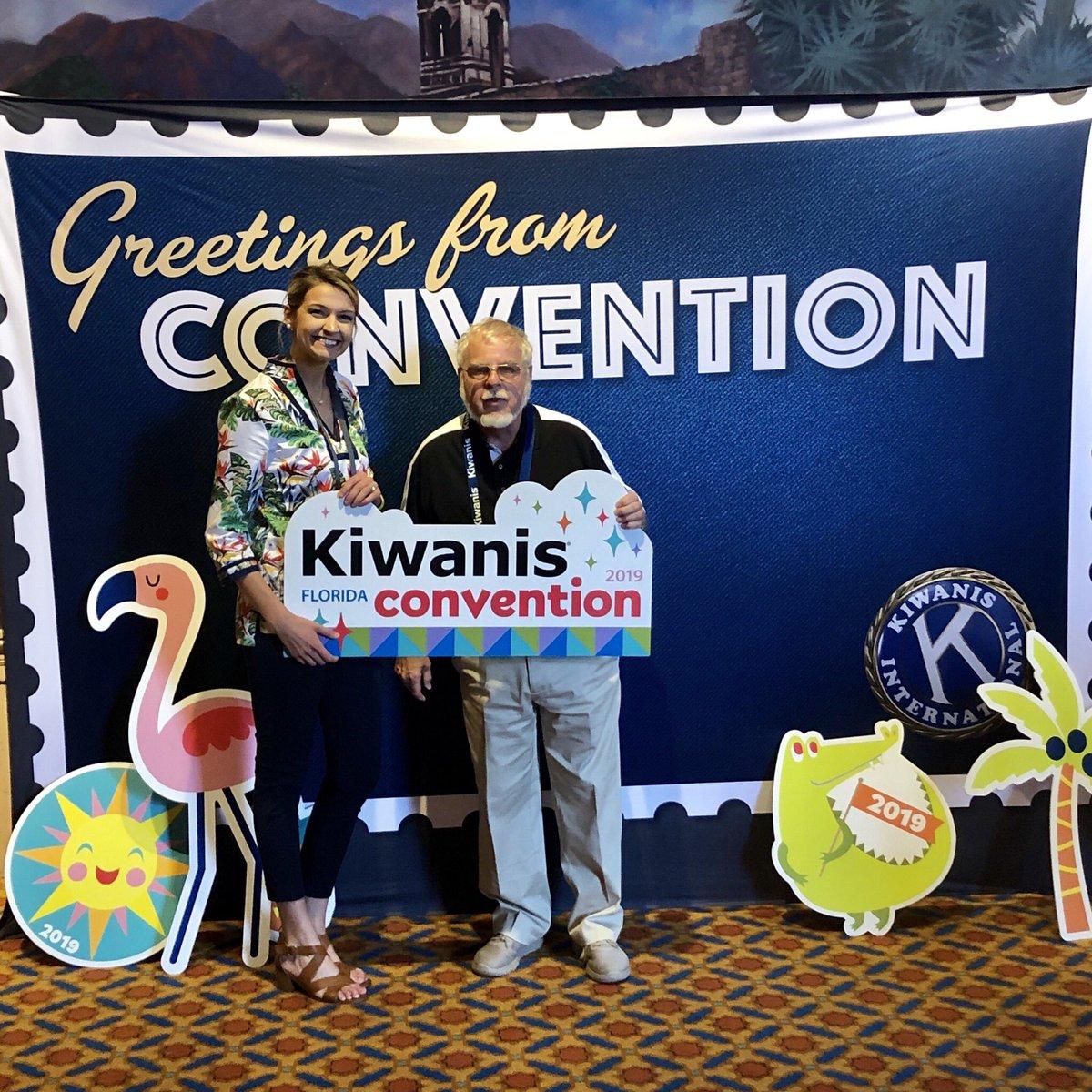 kiwaniscon19 hashtag on Twitter