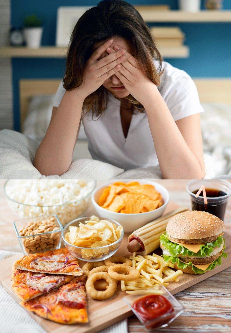 Психологические болезни из за диет