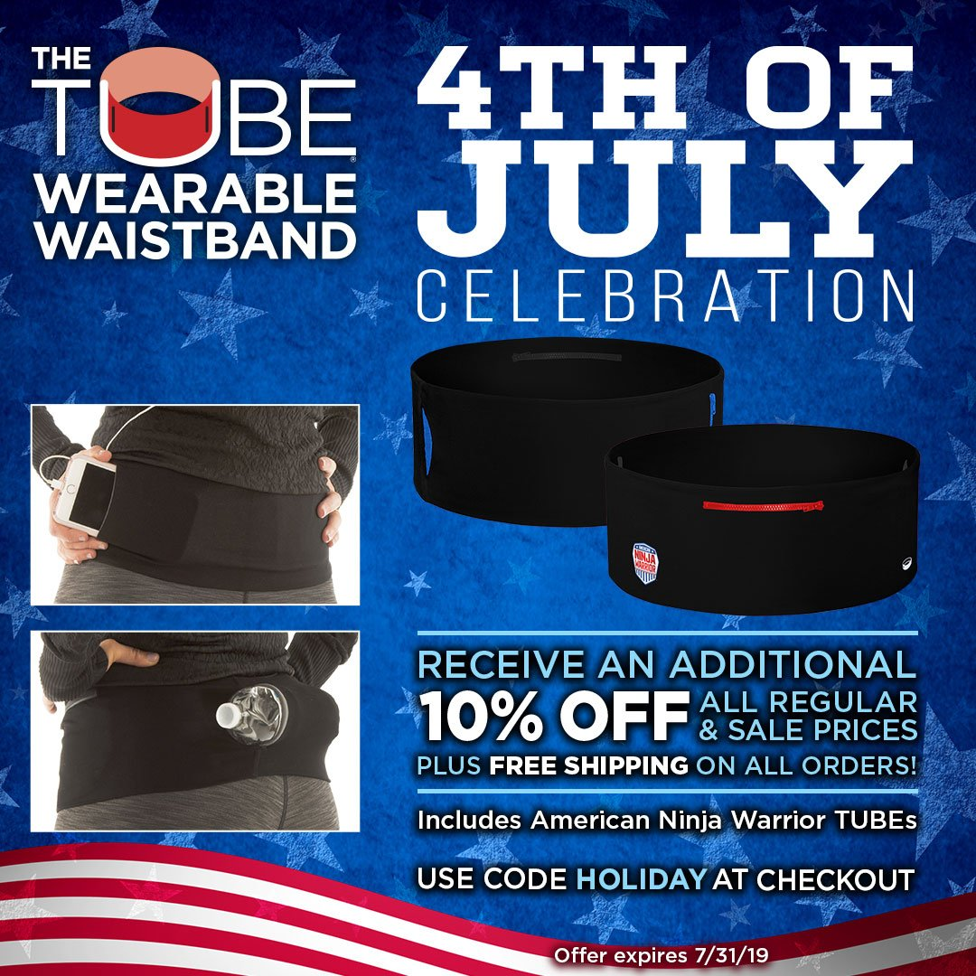 the tube wearable waistband coupon code