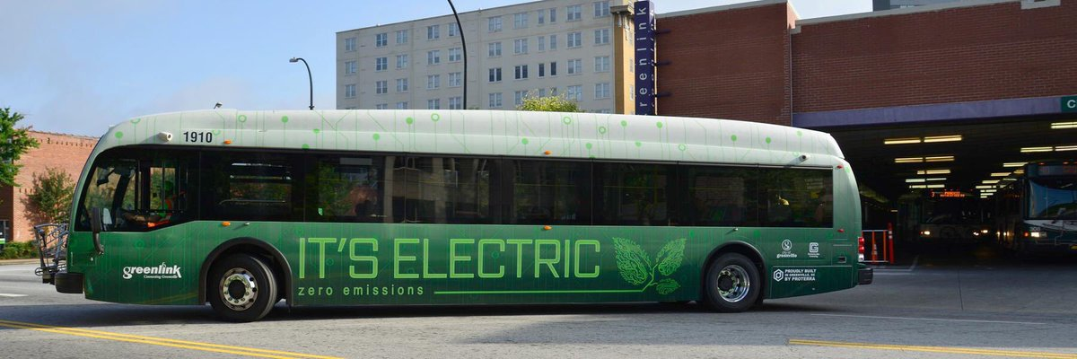 electricbus hashtag on Twitter