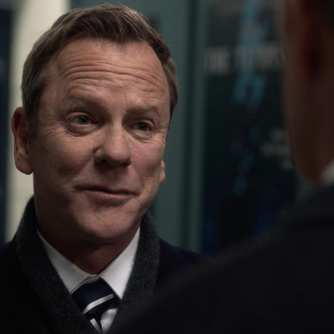 .@RealKiefer and the cast of Designated Survivor talk about the real issues tackled in Season 3.