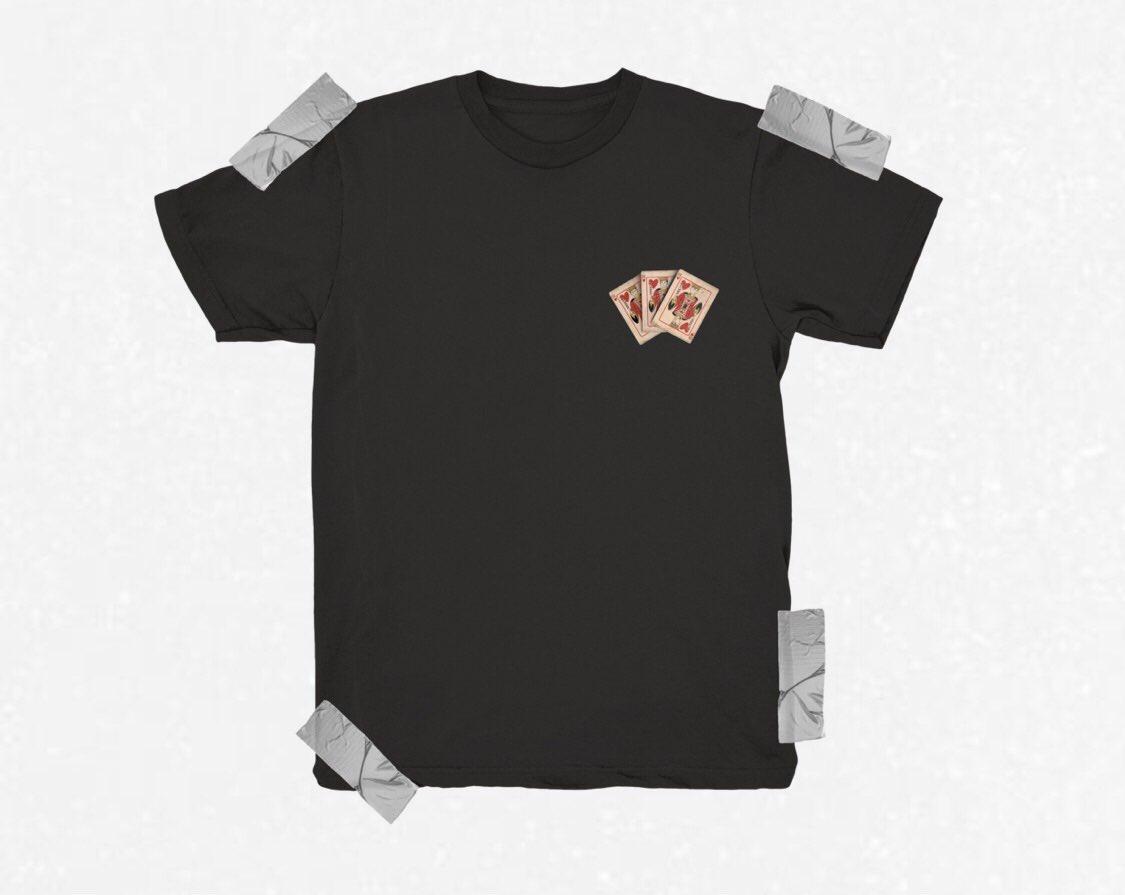 820880c3a ... kings merch @iamblackbear x @tinymeatgang cop one baby!!  https://blackbear-merch.myshopify.com/products/short-royal-tee …pic.twitter .com/GwS6Szxa21