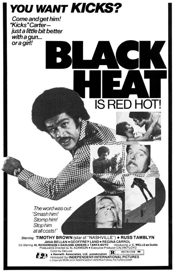 BLACK HEAT (1976)-#FroPower