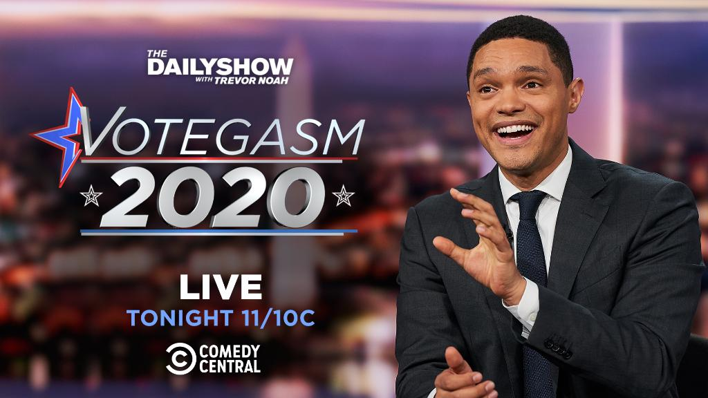 The Daily Show Episodes 2020.The Daily Show On Twitter Trevor Breaks Down The Second