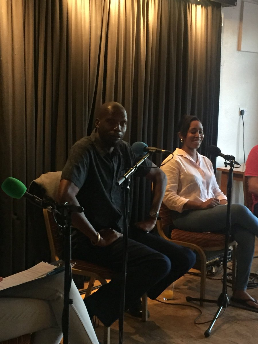 .@ambrose_curtly is now telling us about his experience of @DancingOn10 #BBCStumped