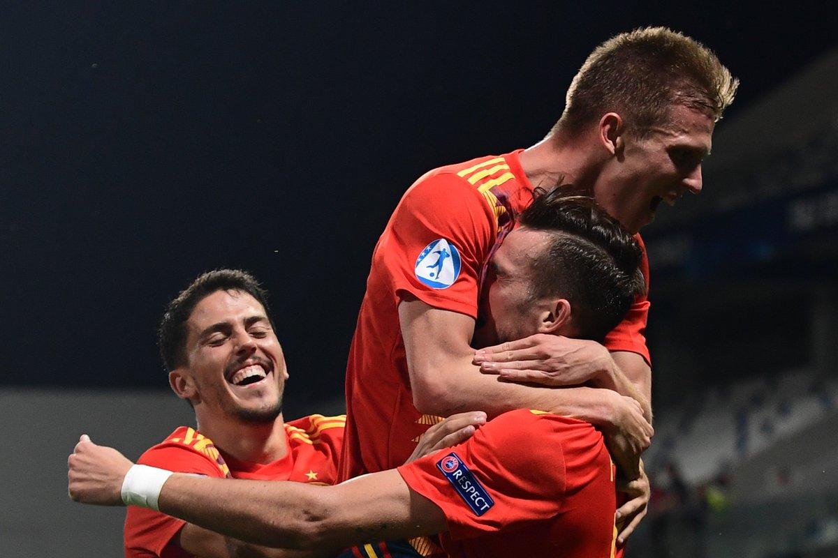 Испания - Германия. Анонс и прогноз на финал Евро U-21 - изображение 1