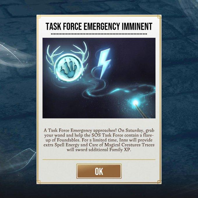 Tast Force Emergency Imminent
