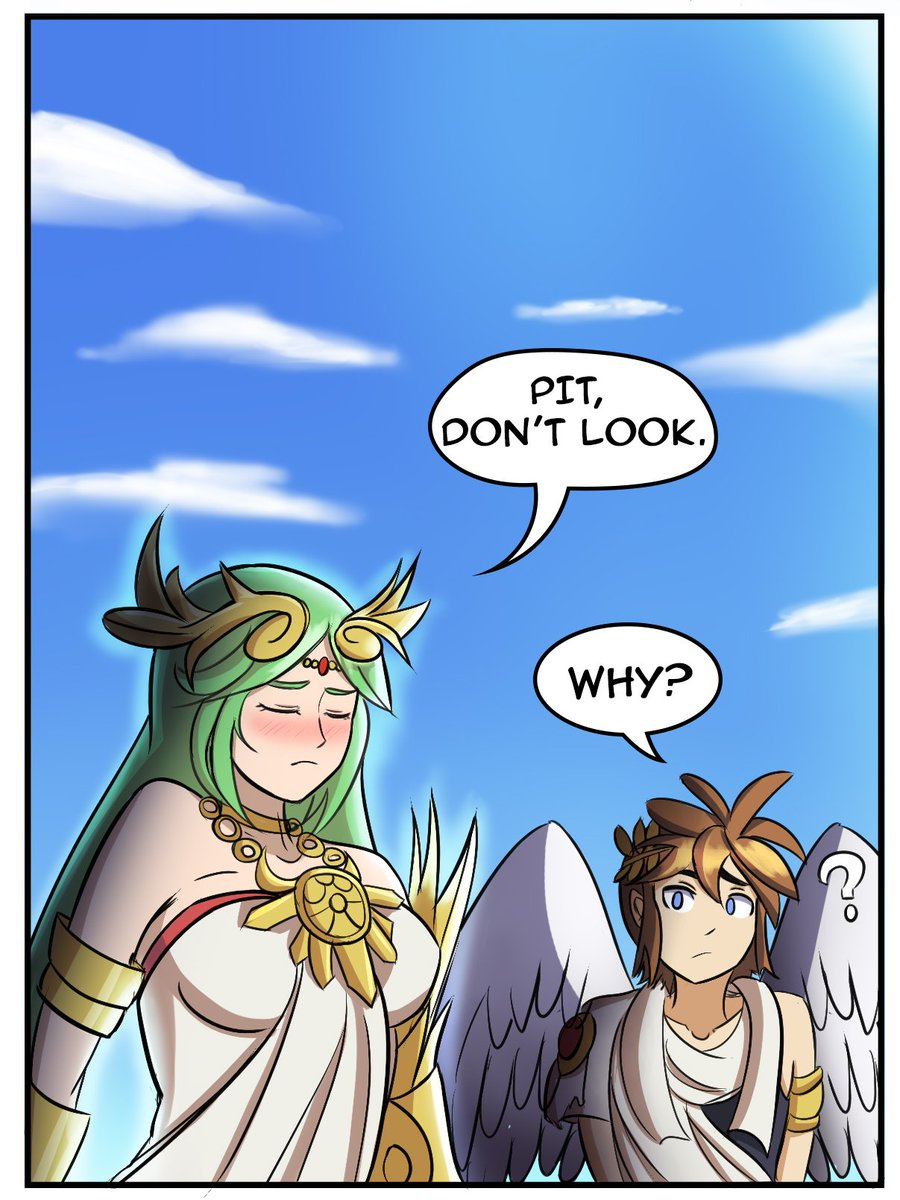 How Many Times Do You Think Palutena Cuckold Pit