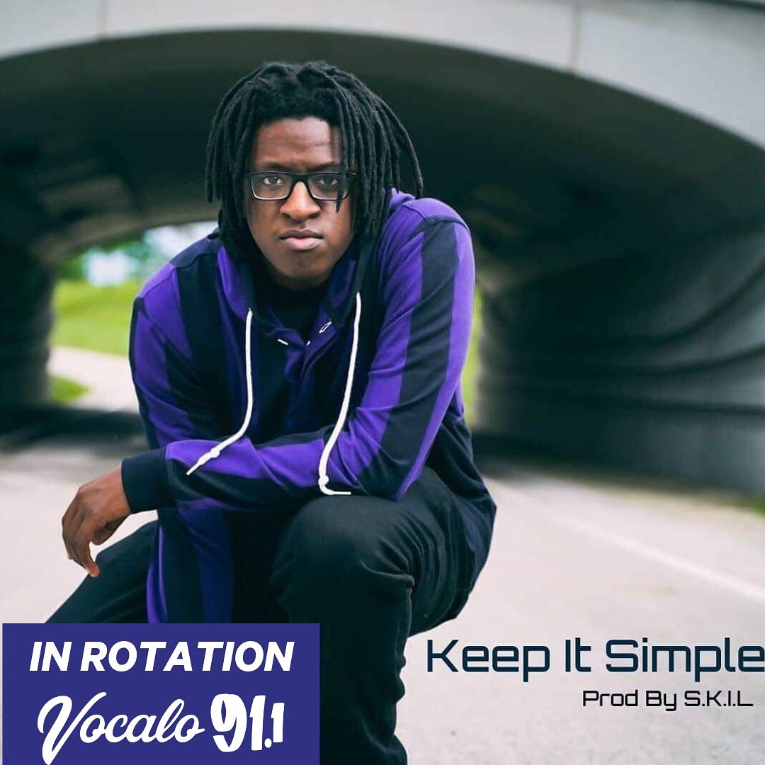 IT'S OFFICIAL!!! Much love to @vocalo for adding me to the morning and midday mix with @Jillhopkins & @Tribbzthecool. So July 1st make sure y'all tune in to catch my new single Keep It Simple Prod By S.K.I.L (@FleetGotHeat) on 91.1fm #CHISOUNDSLIKE #inrotation<br>http://pic.twitter.com/RP2kz39Dga