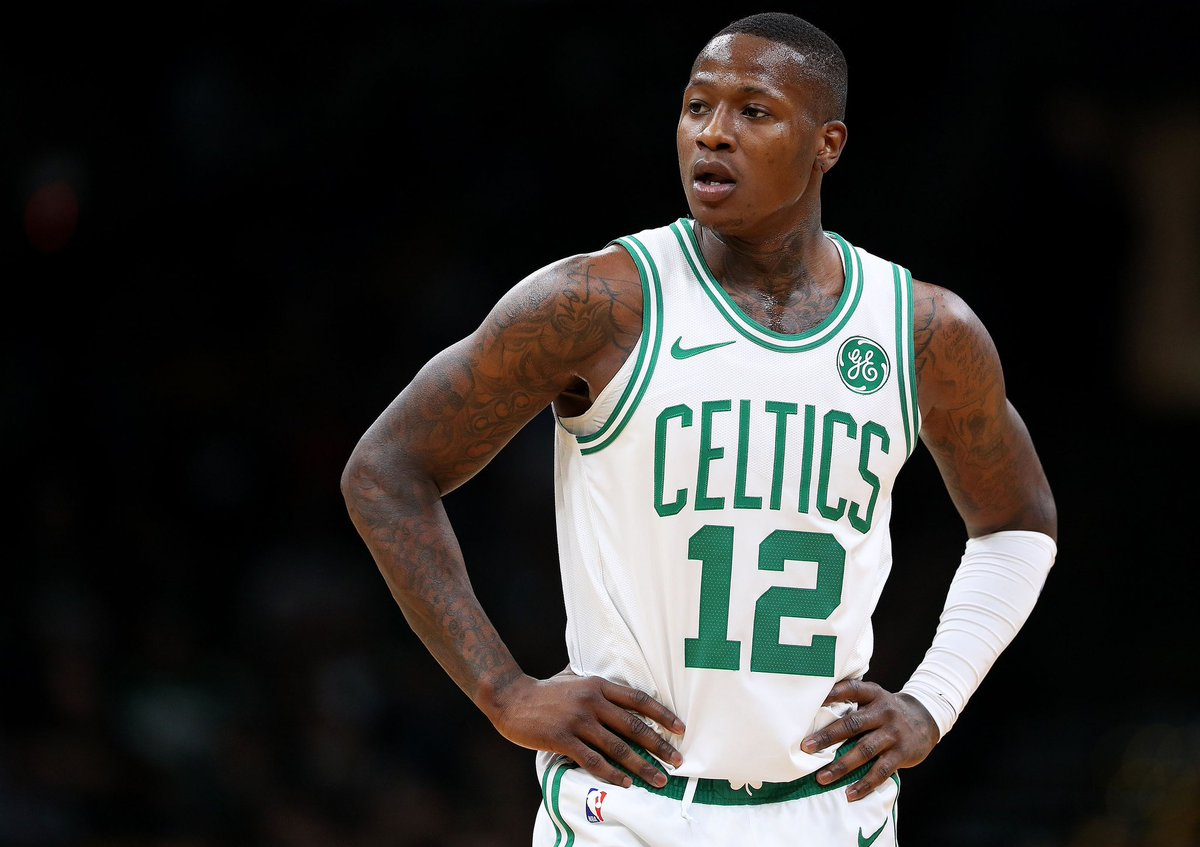 The Knicks don't see Terry Rozier as a big dropoff from Kyrie Irving, per @nypost