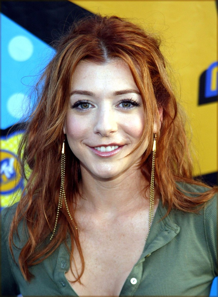 Alyson hannigan facial asian mixed pussy